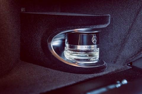 Merc Energising Comfort fragrance