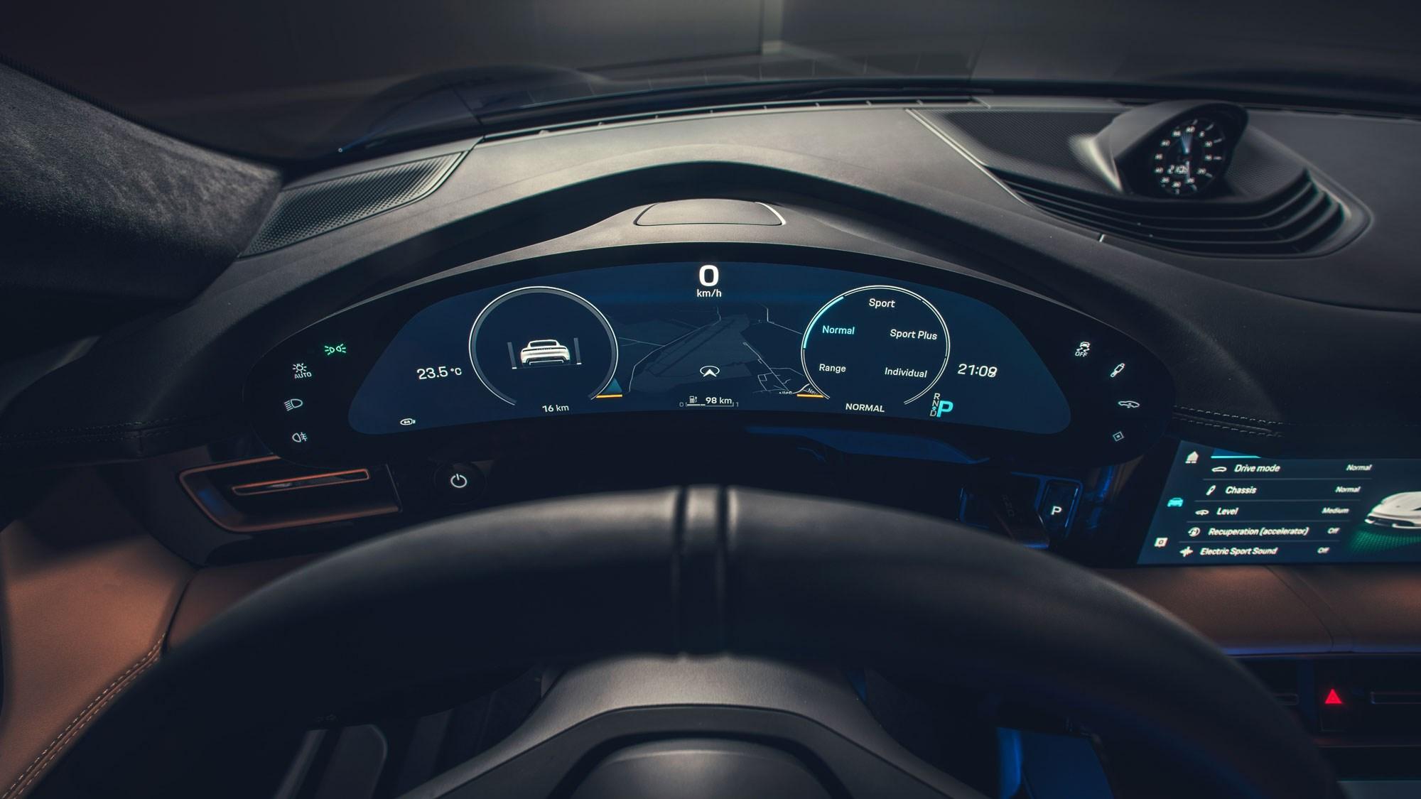 Porsche Taycan EV: Stuttgart's new dawn is here | CAR Magazine