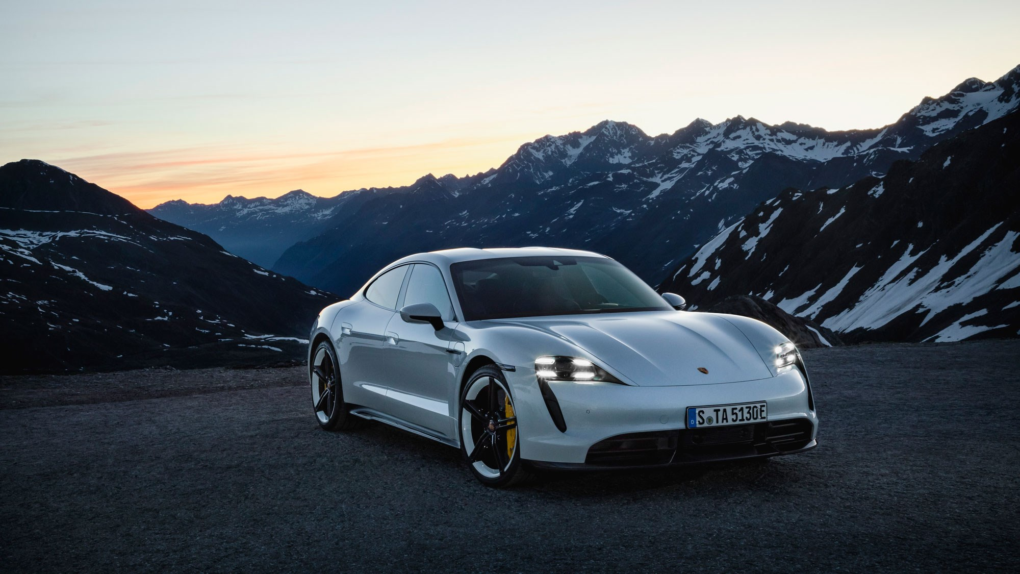 Porsche Taycan Specs Pricing And More On New High Tech