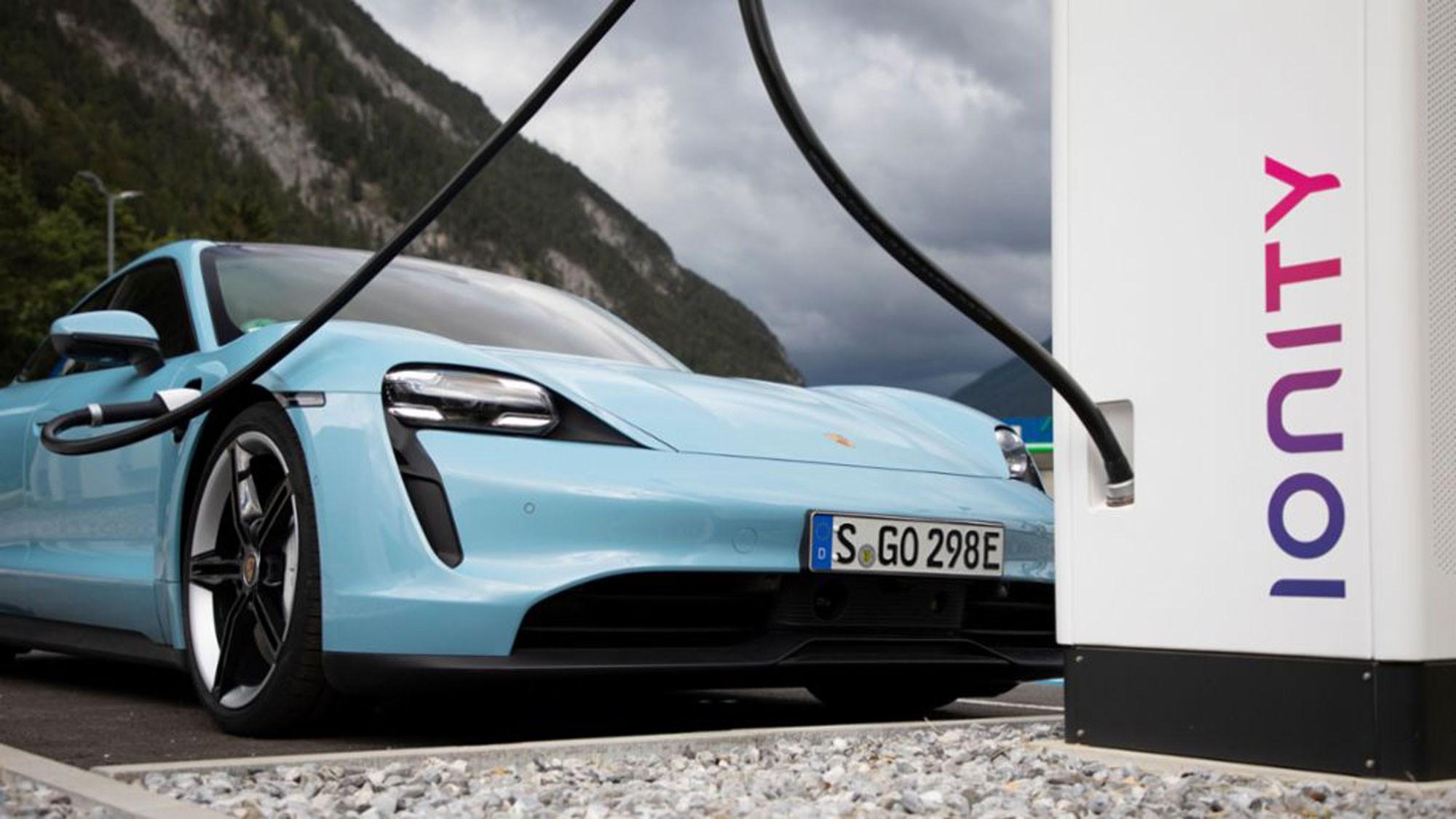 Porsche Taycan Entry Level Ev Starts At 70k Car Magazine
