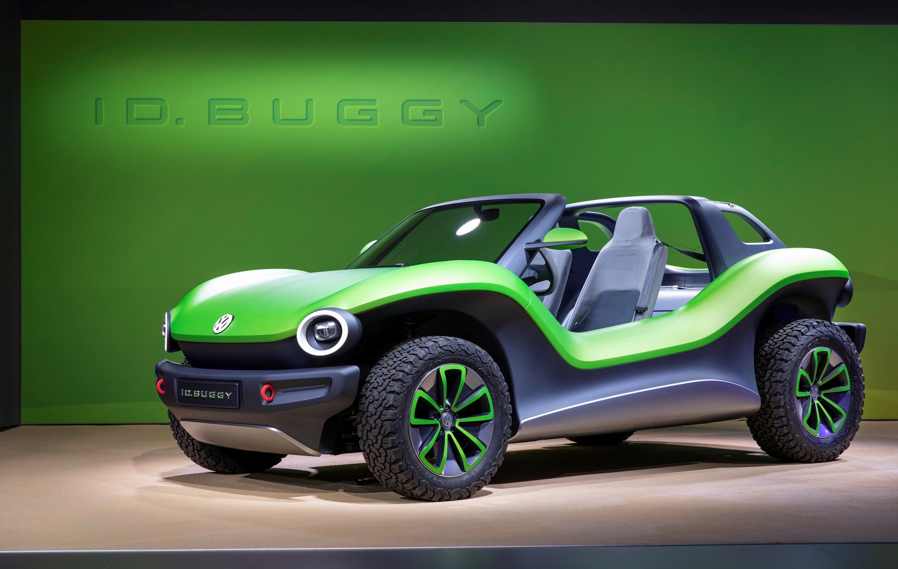 Vw Id Buggy Is An Open Source Electric Adventurer Car