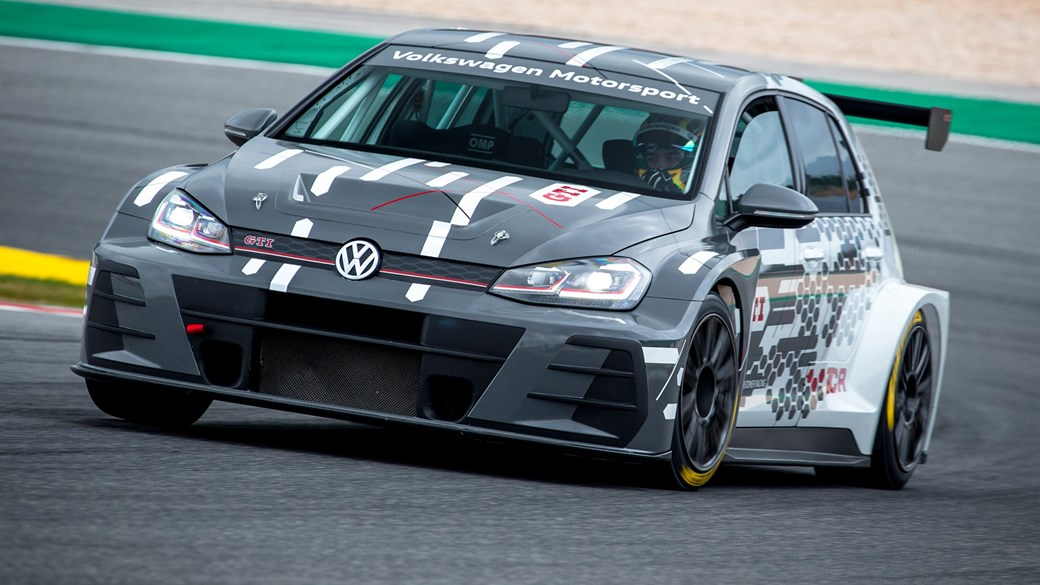 Vw Golf Gti Tcr 2019 Racing Car Review Crazy