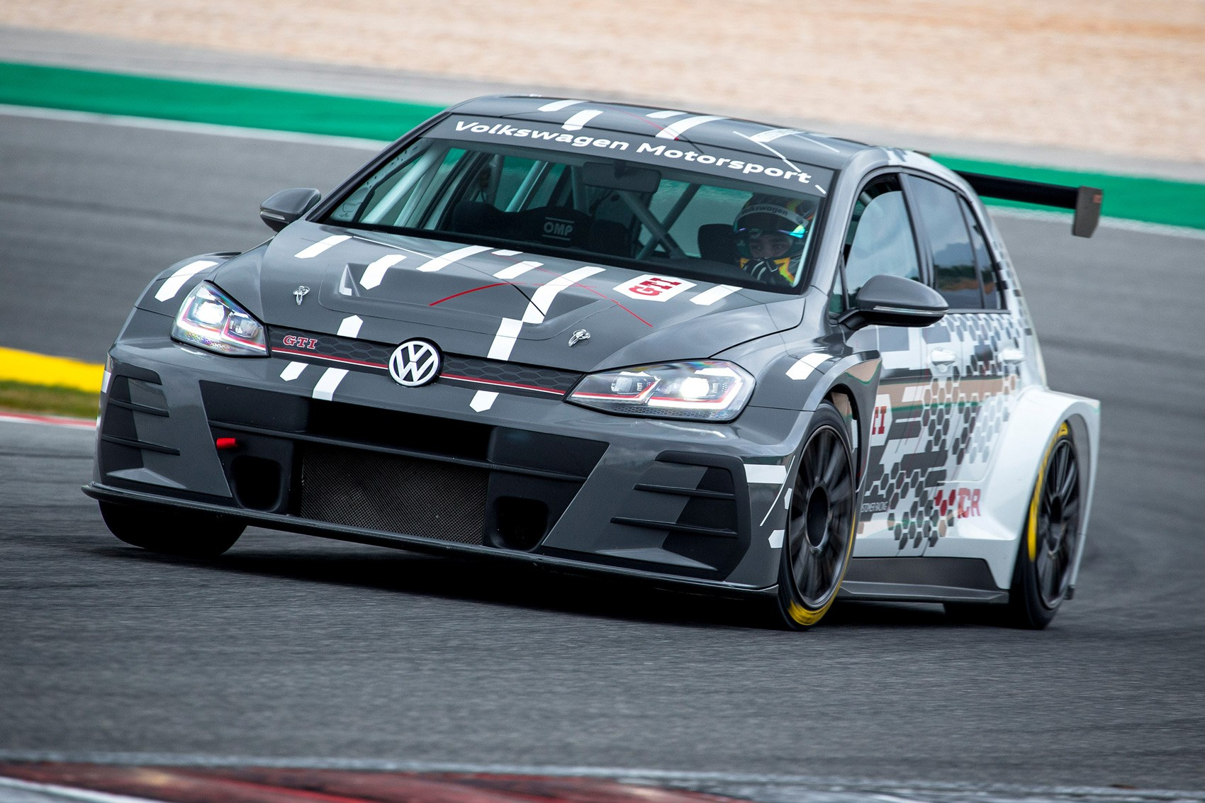 VW Golf GTI TCR (2019) racing car review: crazy Golf | CAR Magazine