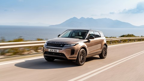 Range Rover Evoque (2019) review: mission accomplished | CAR