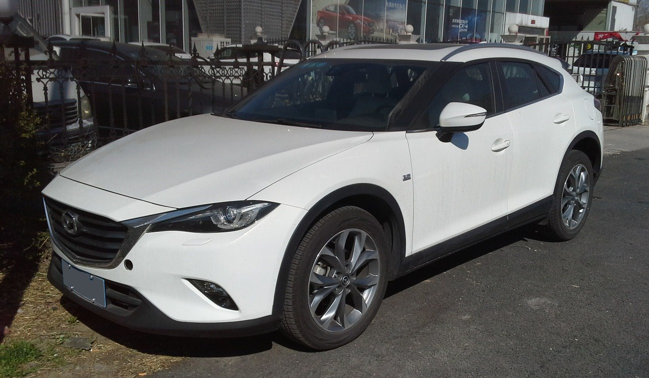 Mazda teases possible CX-3 ahead of Geneva launch