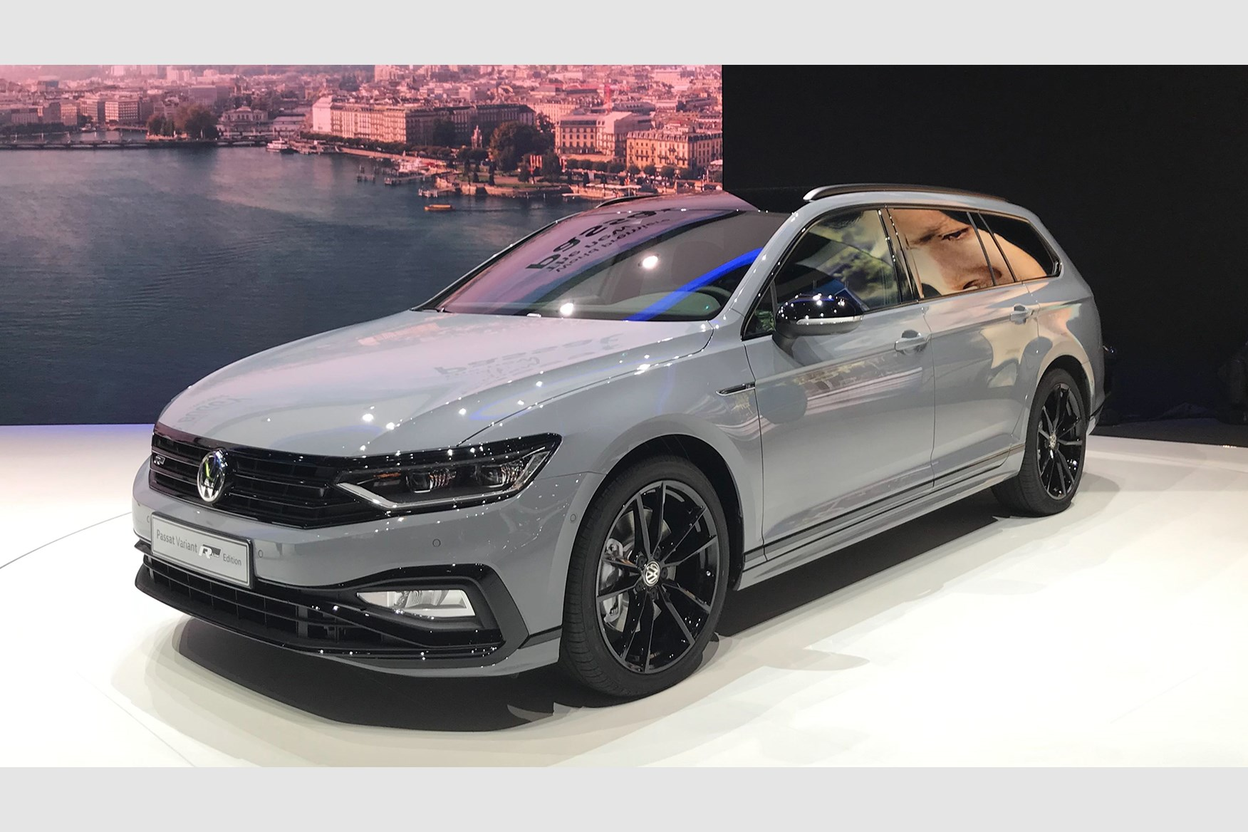 volkswagen passat  2019  saloon and estate  the full story