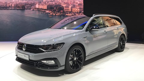 Volkswagen Passat facelift at Geneva 2019