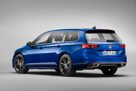 Passat 2019 R-Line estate