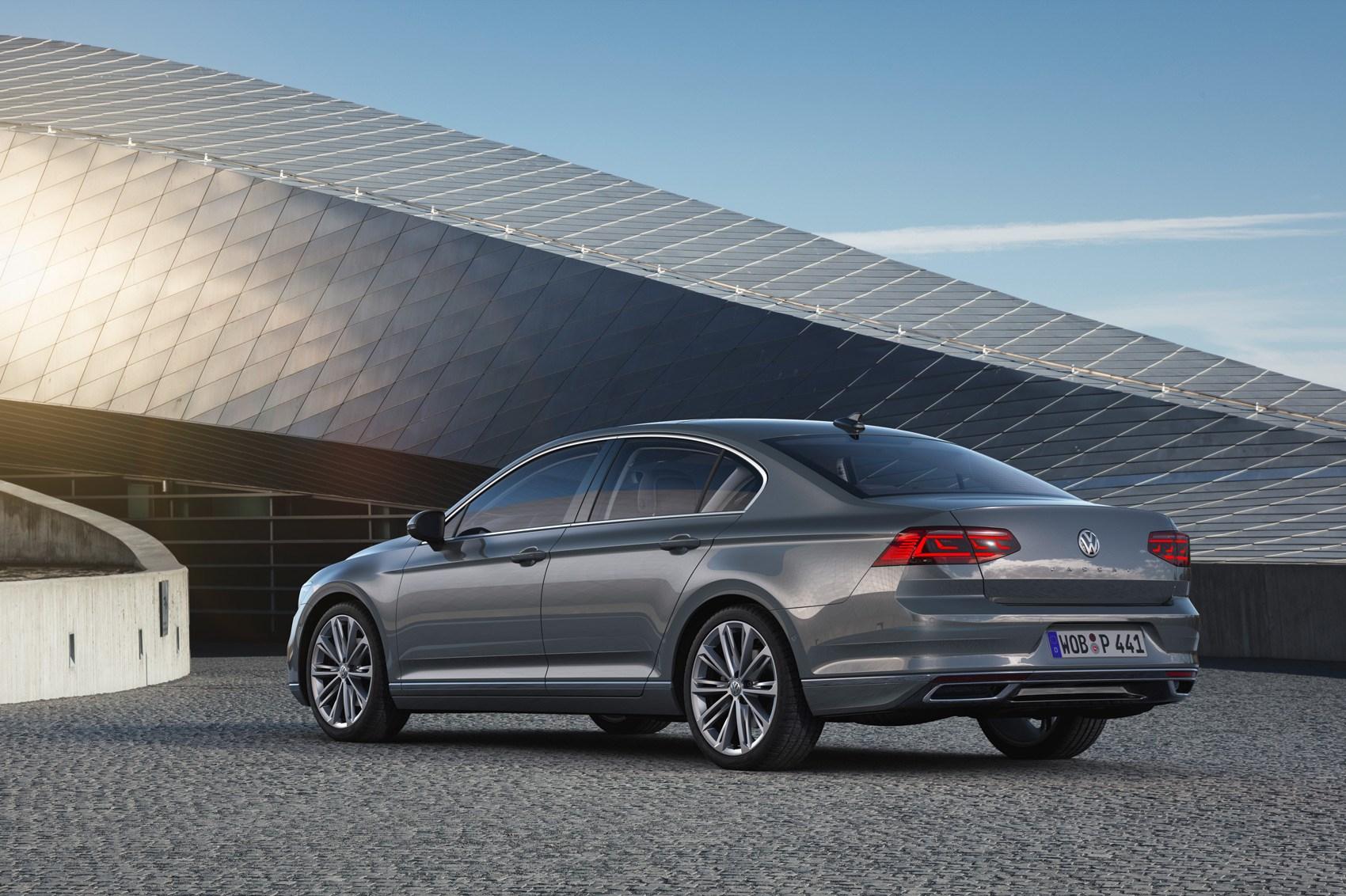 Volkswagen Passat 2019 Saloon And Estate The Full Story Car Magazine