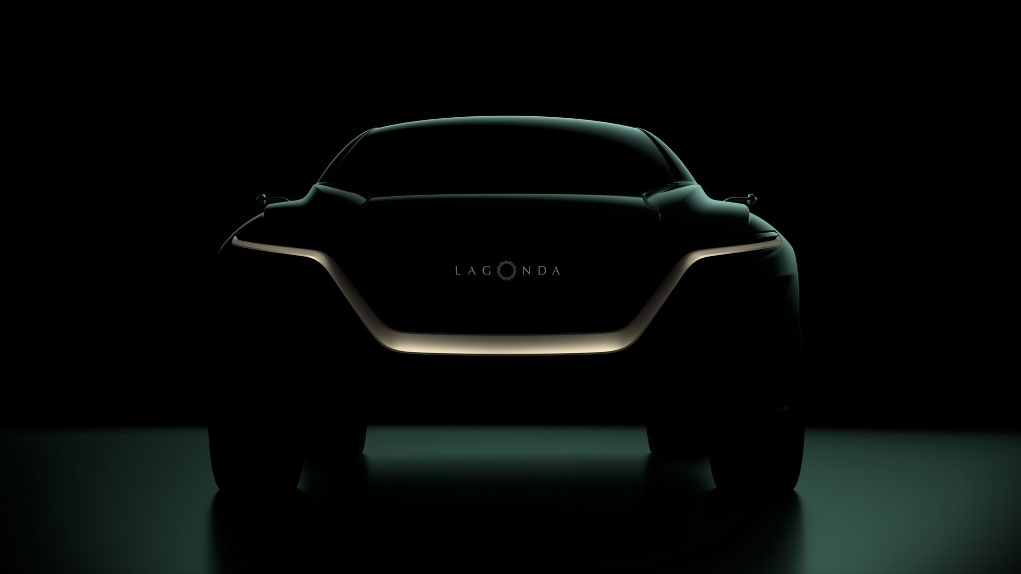 Lagonda All Terrain Concept Aston Martin electric SUV teased before Geneva