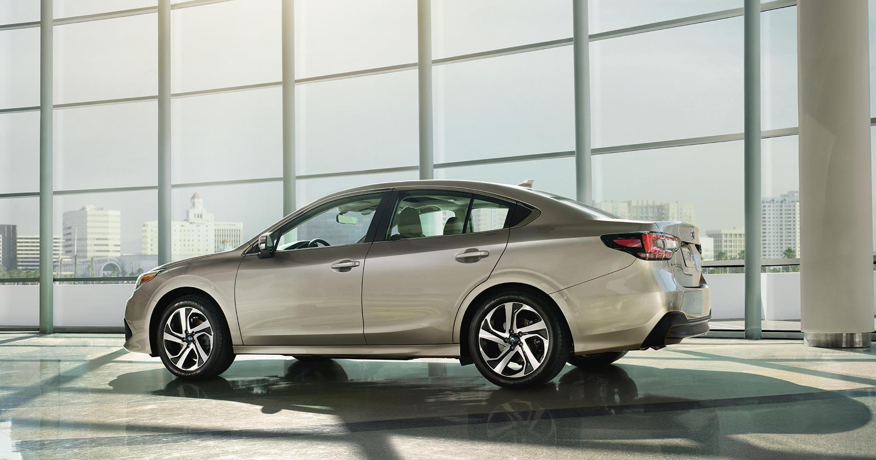 New 2019 Subaru Legacy news and specs | CAR Magazine