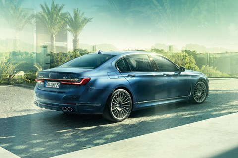 Alpina B7 2019 rear