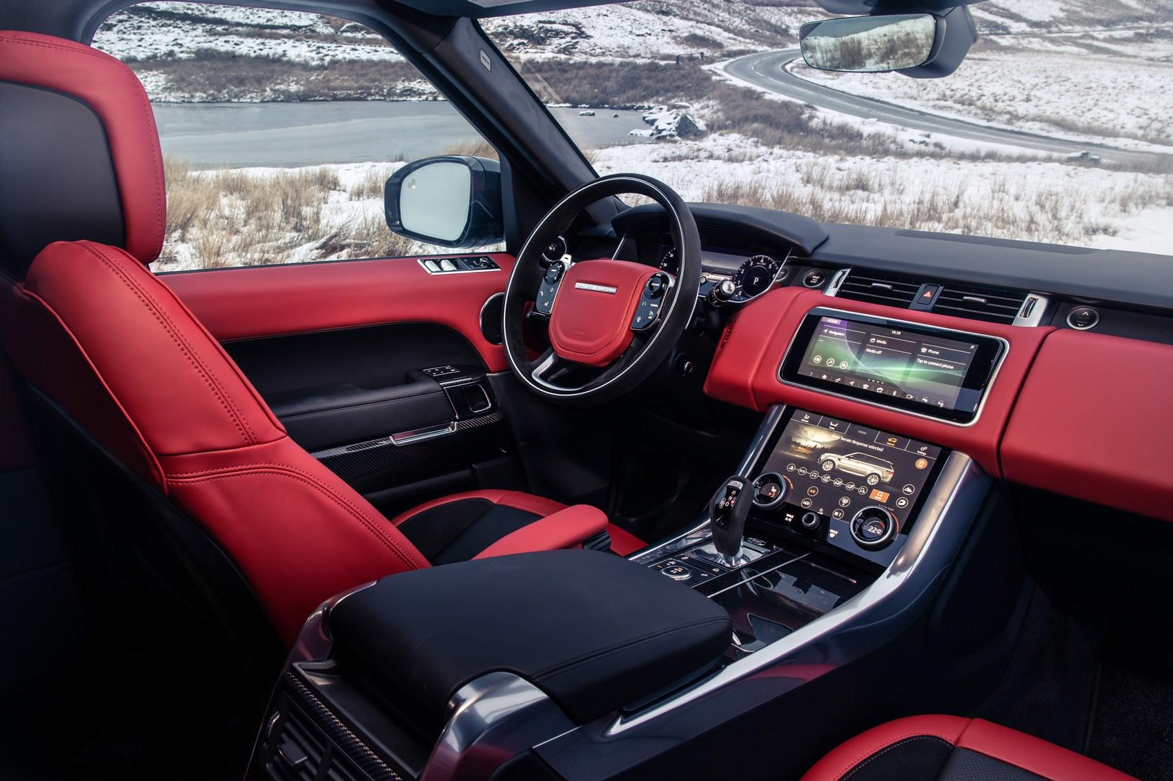 Range Rover Svr For Sale >> Range Rover Sport (2019): the CAR lowdown   CAR Magazine