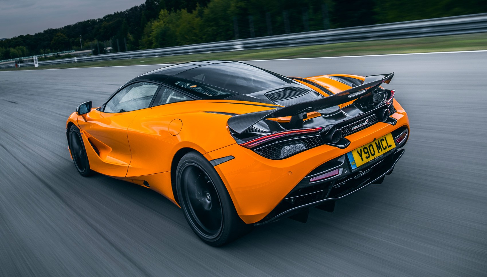 720s track pack rear tracking