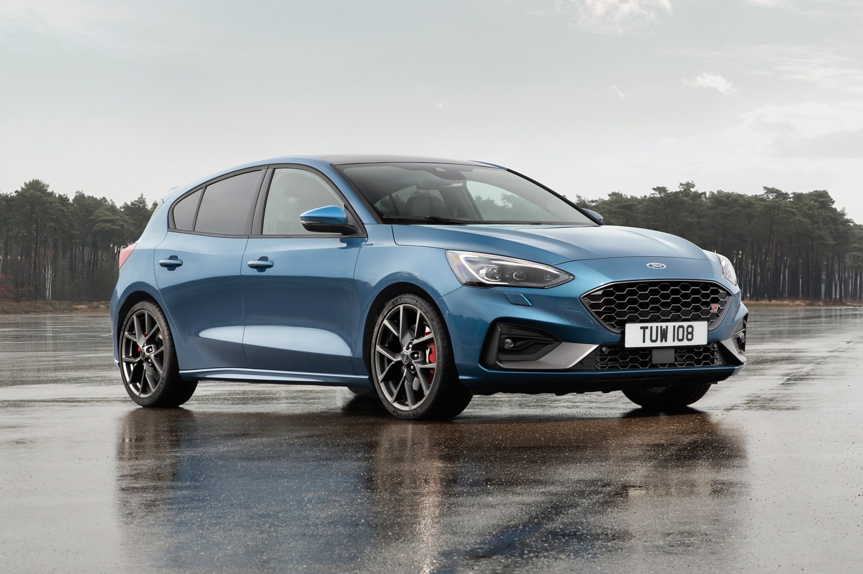 Ford Focus ST hot hatch: prices, specs, info | CAR Magazine
