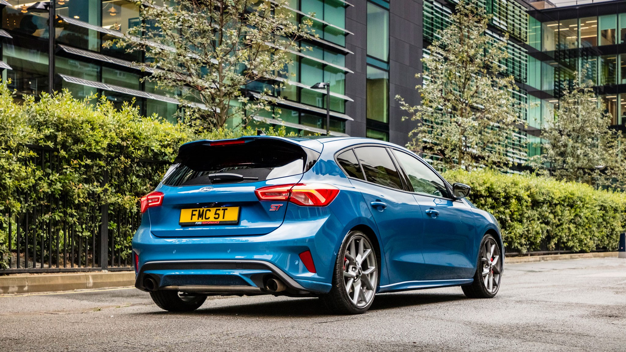Ford Focus St Hot Hatch Gets An Auto Box Car Magazine