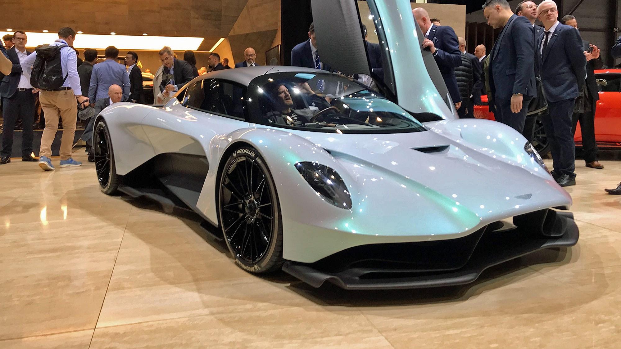 Aston Martin Valhalla Makes Dynamic Debut Car Magazine
