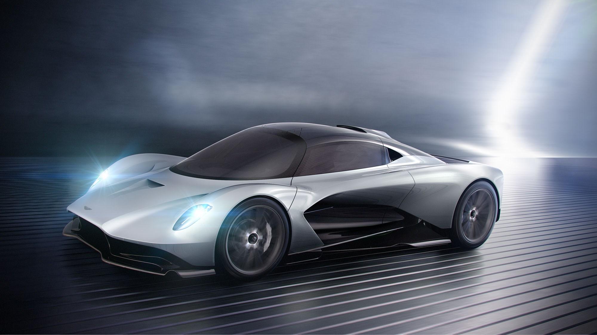 Aston Martin Valhalla A Norse Name For The Project 003 Car Magazine