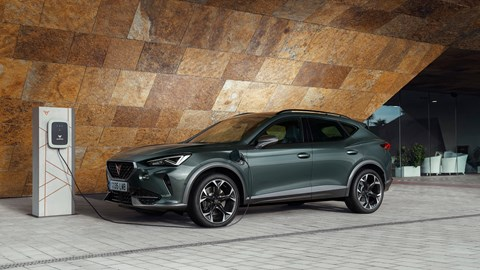 Cupra Fomentor e-Hybrid is a PHEV with CO2 emissions of just 33g/km