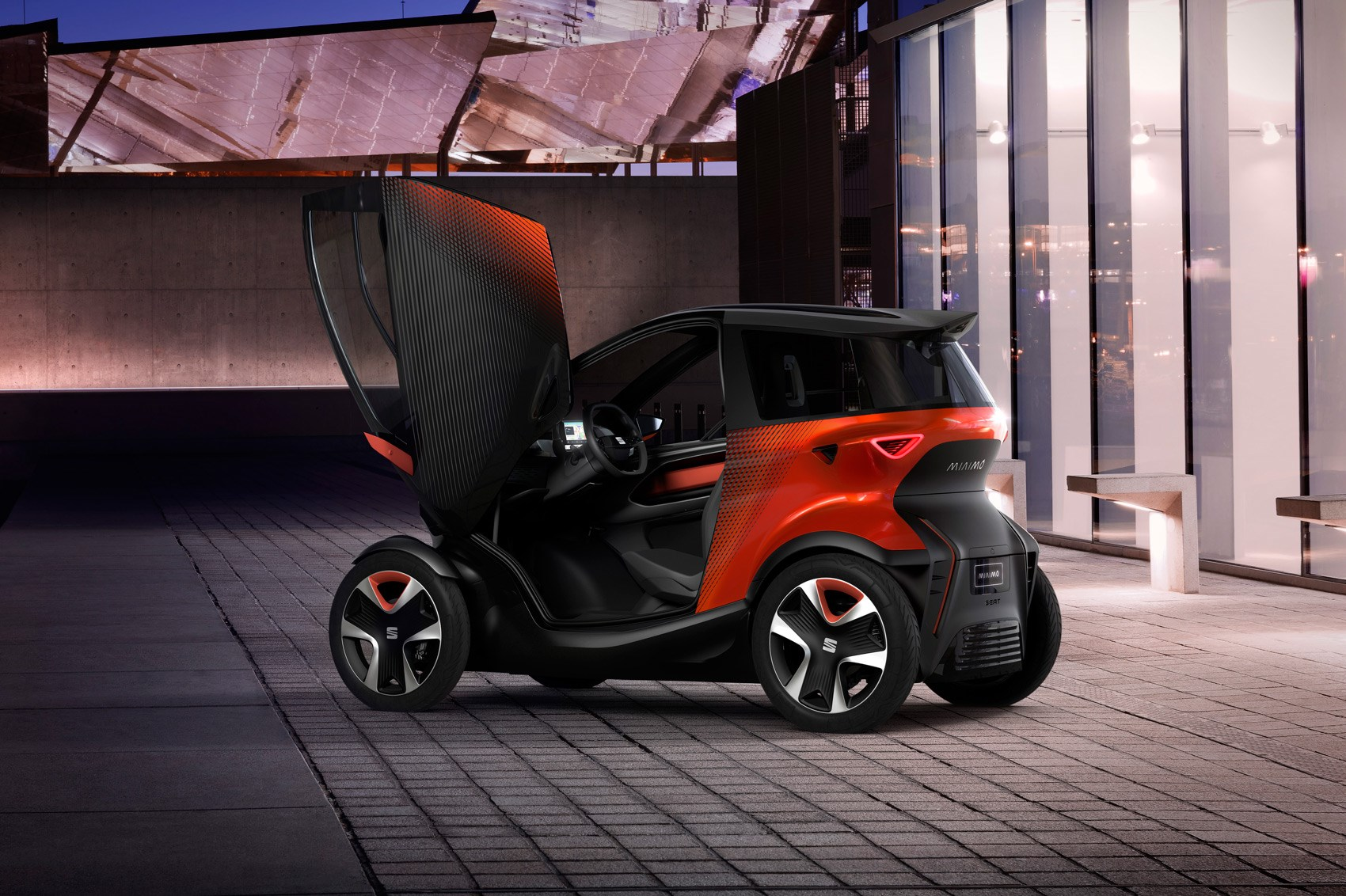 Seat Minimo Could Be Borrowed For 17p Per Kilometre In