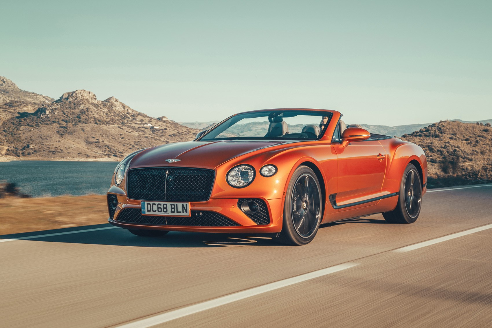 Bentley Continental Gt Convertible 2019 Review The Last Hurrah Car Magazine