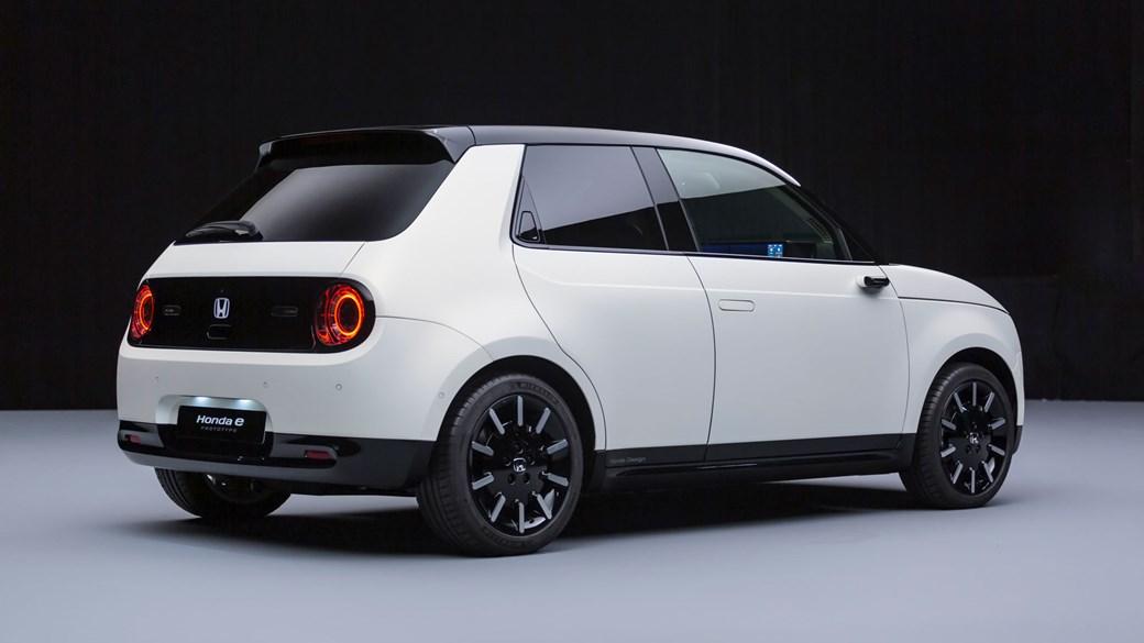 Honda Insiders Say The Prototype Is 98 Representative Of Production Car