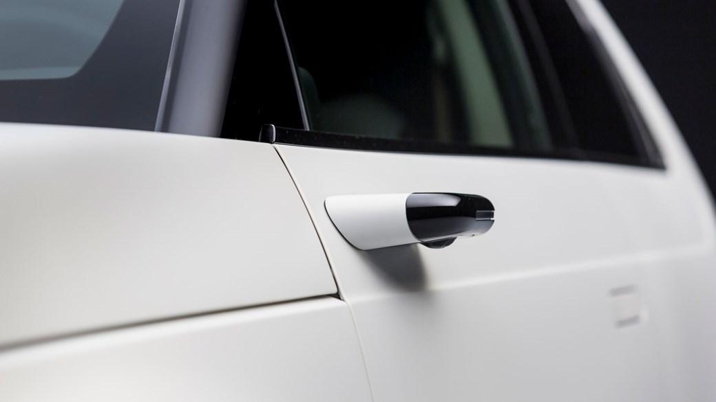 Honda e Prototype electric door mirrors