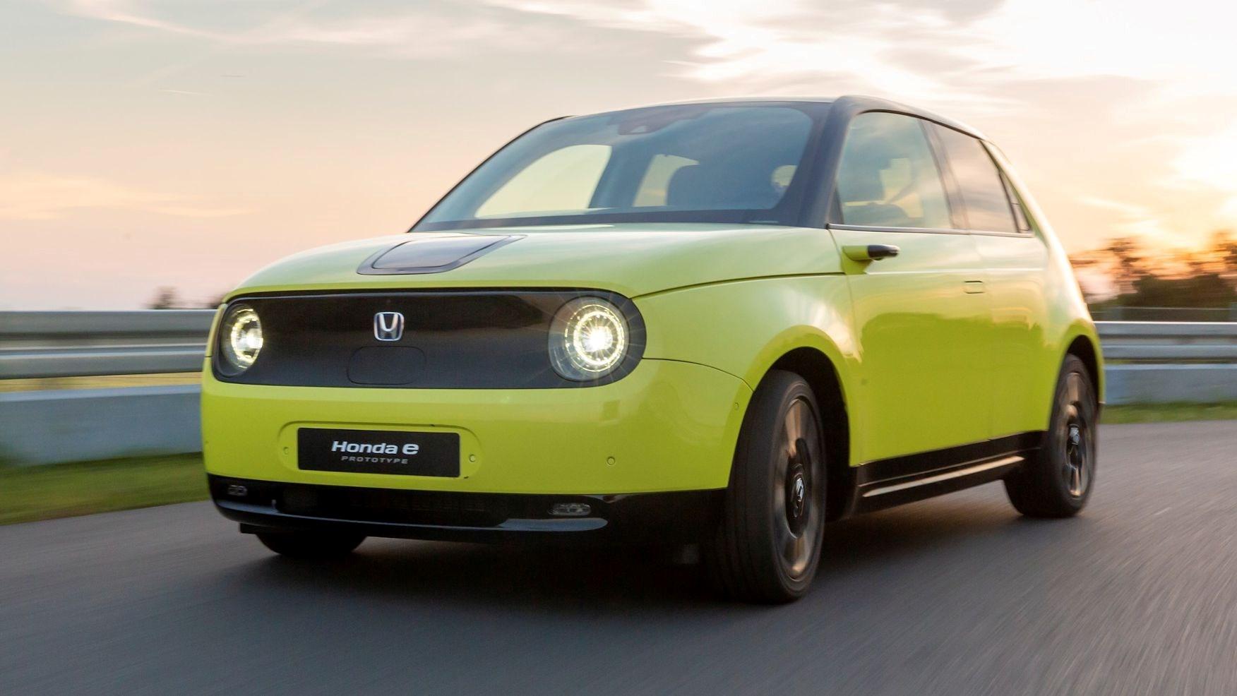 Honda e: final production EV revealed | CAR Magazine