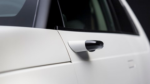 Honda e Prototype electric door mirrors