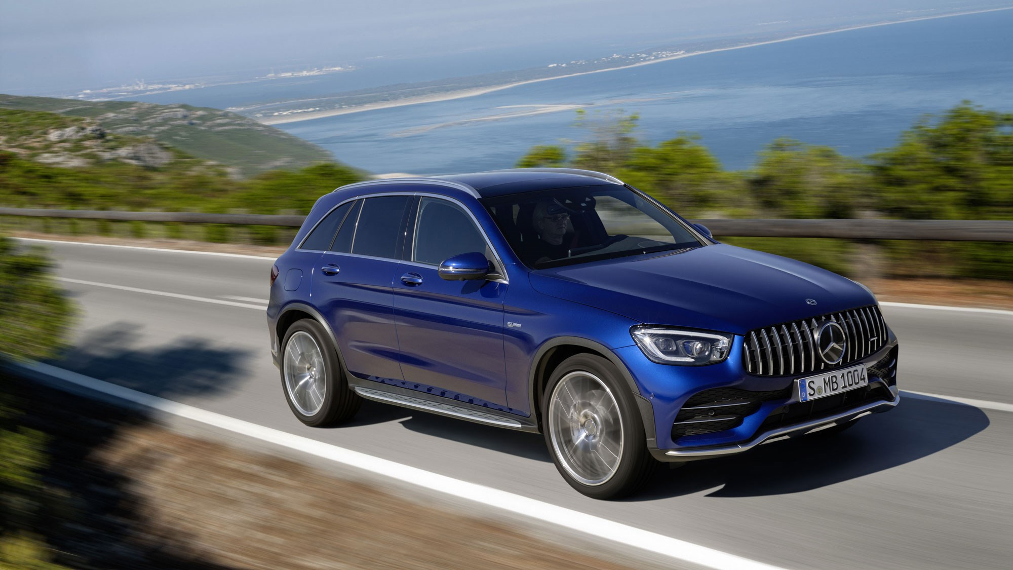 2020 Mercedes-Benz GLC: Update, Changes, More Power, Release >> Mercedes Benz Glc 385bhp Amg Glc 43 Joins The Range Car
