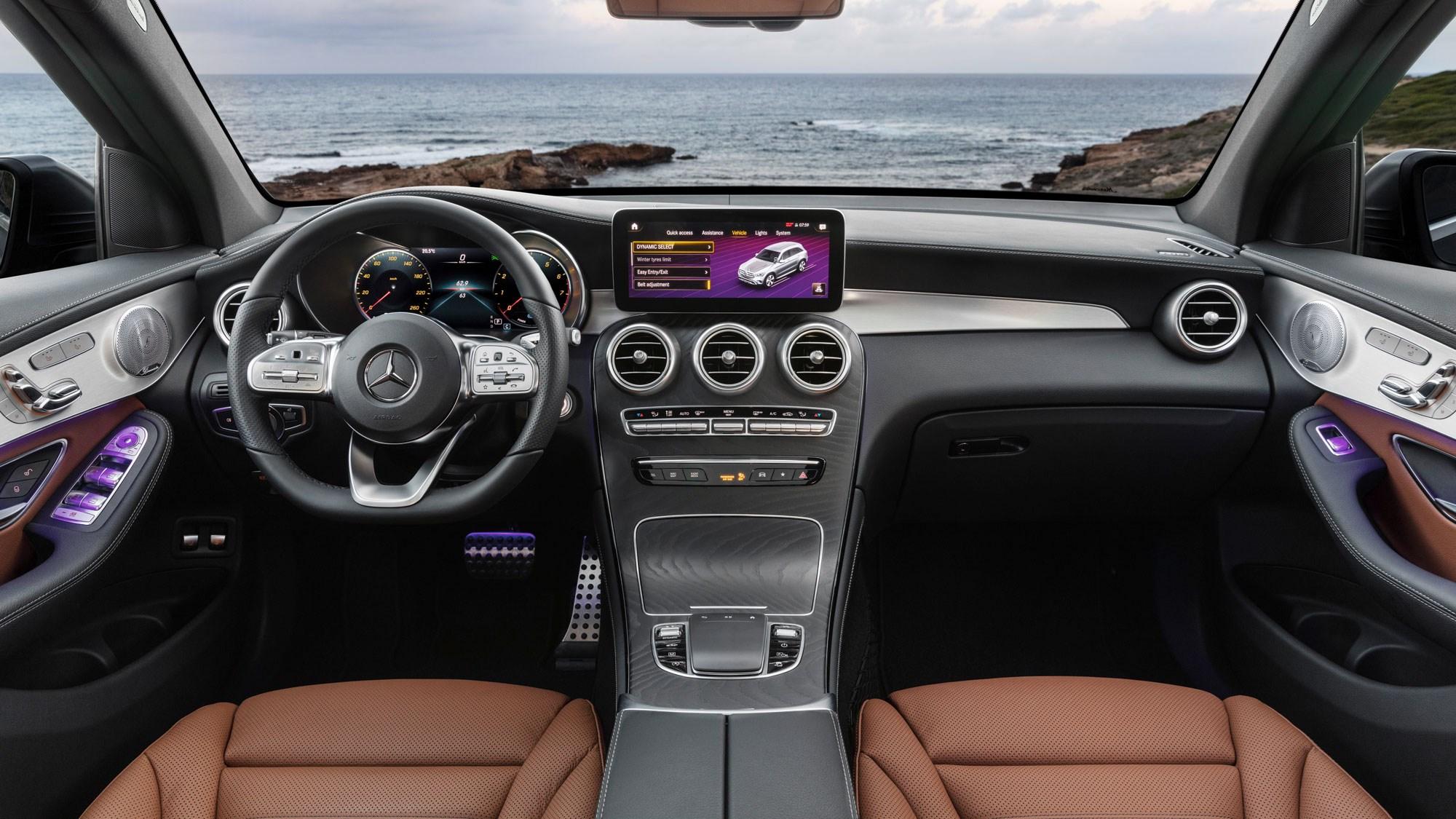 2020 Mercedes – Benz GLC Full Review >> Mercedes Benz Glc 385bhp Amg Glc 43 Joins The Range Car