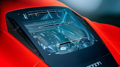Ferrari F8 Tributo V8