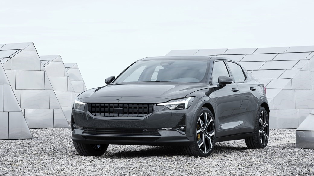 Volvo Will Launch Two New Electric Cars This Year Starting With Its 40 000 Polestar 2 Sports Saloon To Rival Tesla S Model 3 Like The