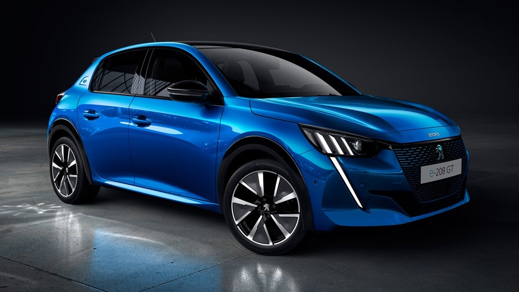 This Isn T A Typo The New Peugeot 208 Introduces Latest Generation Of S Venerable Two Zero Series Cars And Brings Pure Electric To An