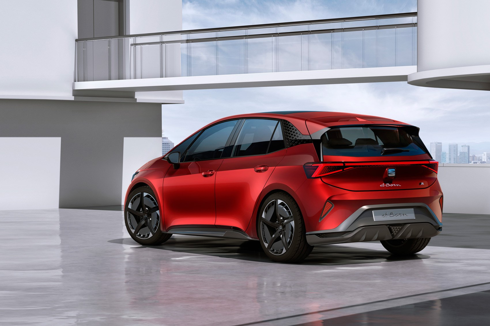 SEAT to premiere first MEB-based EV at Geneva