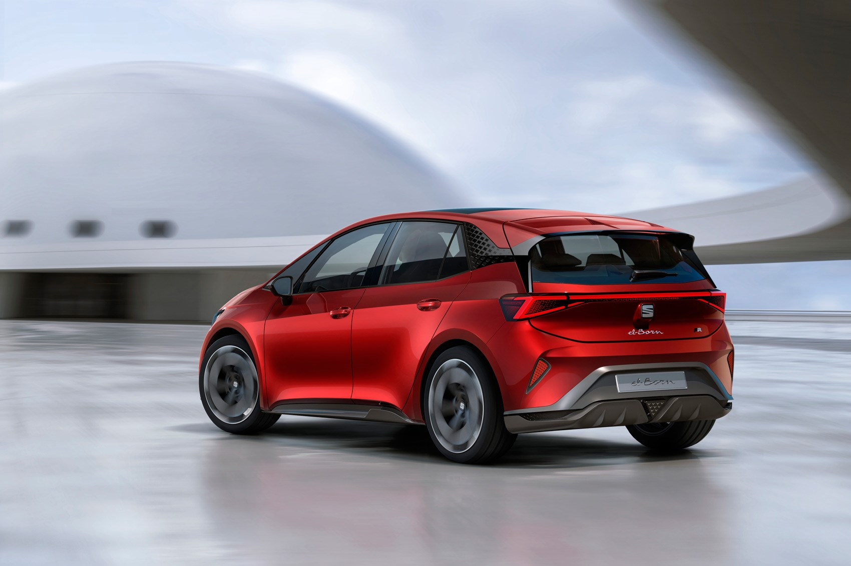 Seat showcases electric plans through El-Born concept