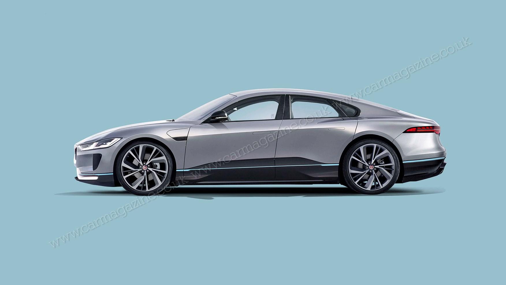 Jaguar All Electric By 2021 Wallpaper