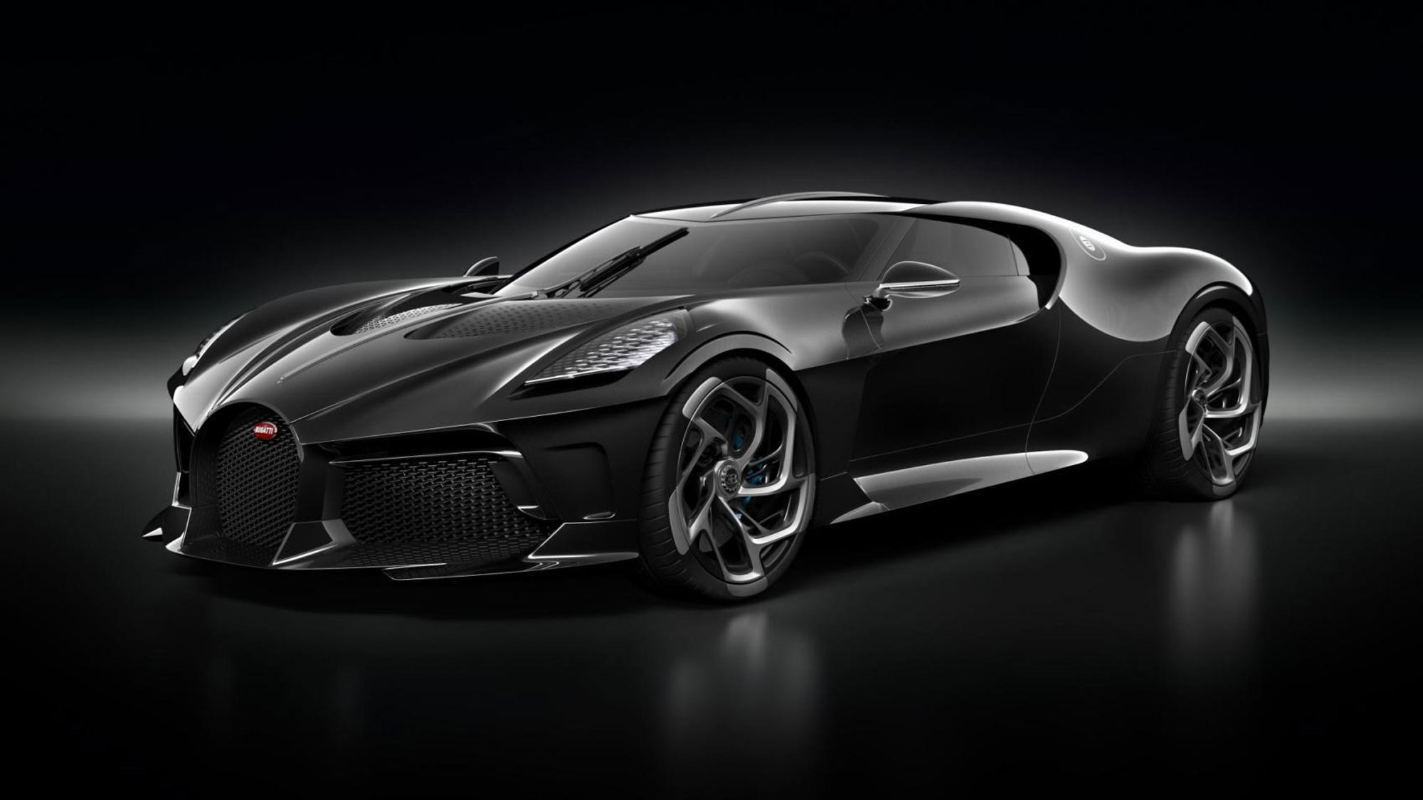 Bugatti 'La Voiture Noire' is the most expensive new vehicle  ever