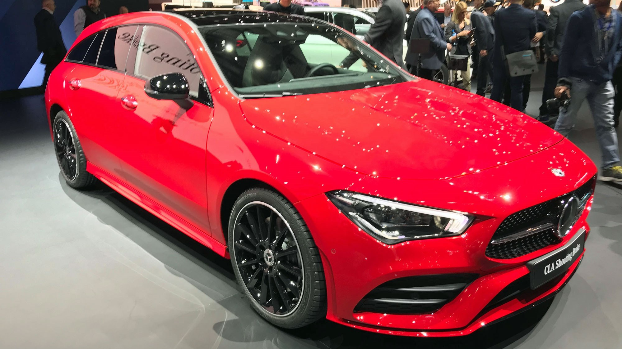 mercedes cla shooting brake the car lowdown car magazine. Black Bedroom Furniture Sets. Home Design Ideas
