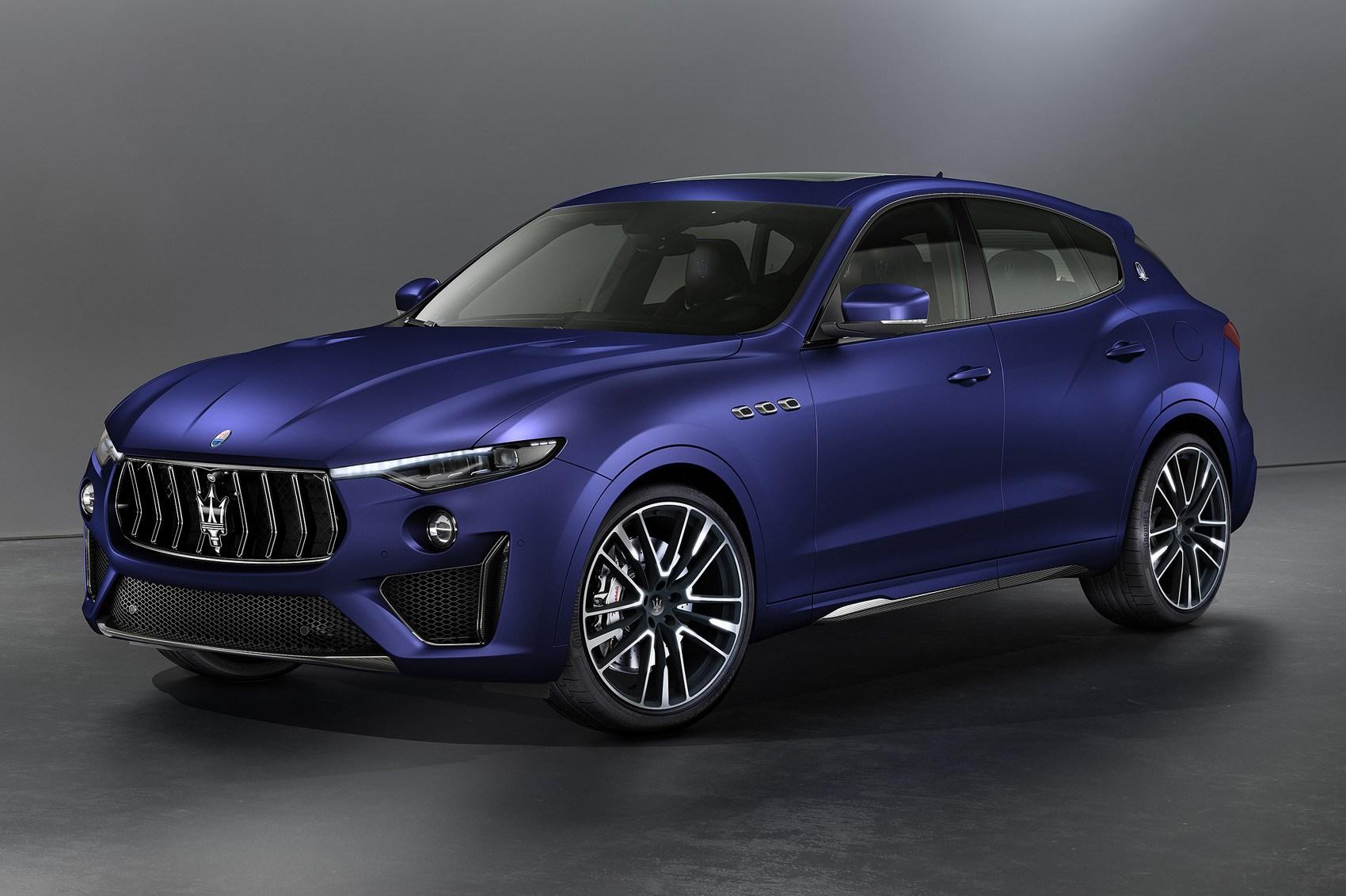 Maserati Levante Trofeo: V8 SUV roars in | CAR Magazine