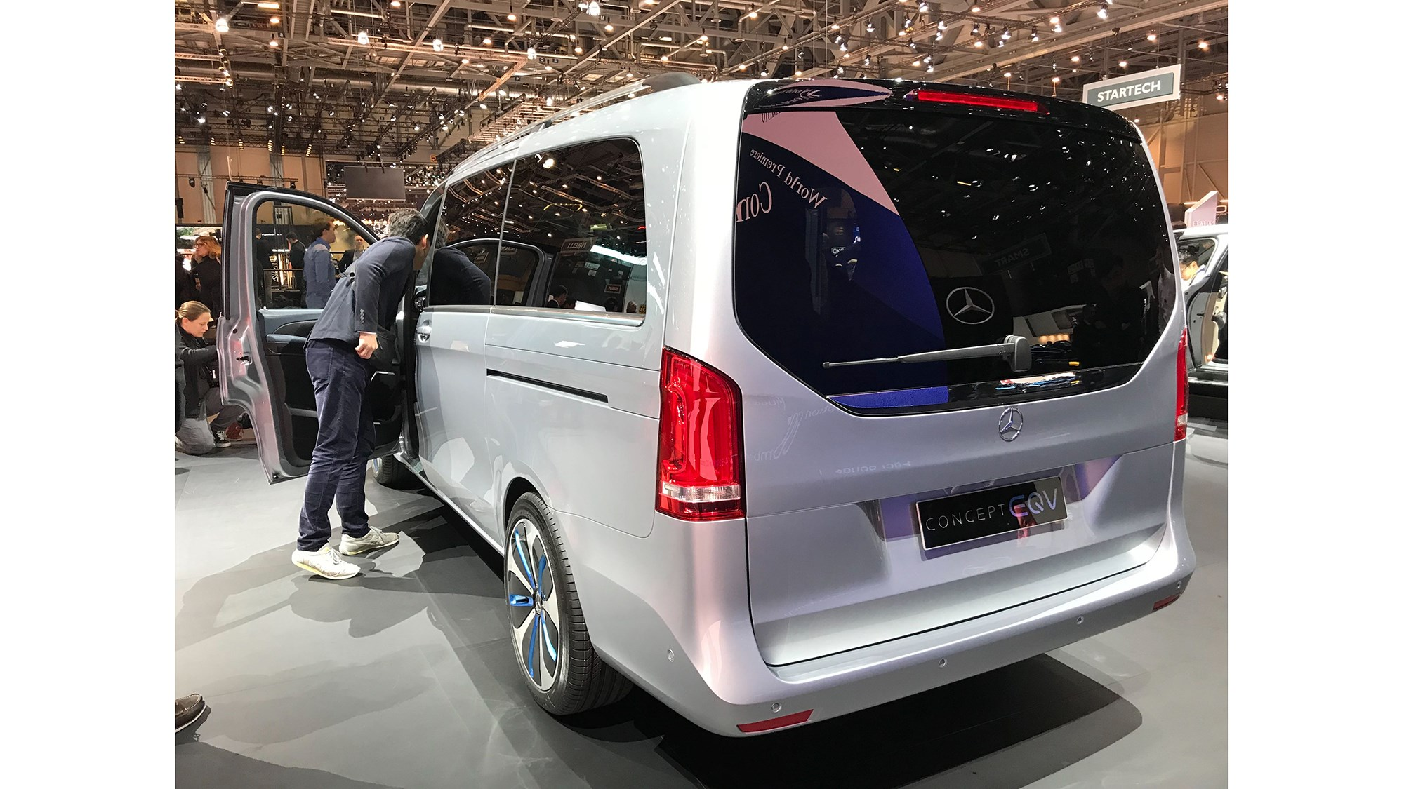 Mercedes EQV electric MPV: everything you need to know | CAR