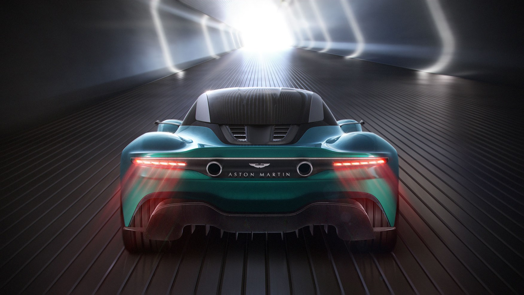 Aston Martin Vanquish Vision Everything You Need To Know Car Magazine
