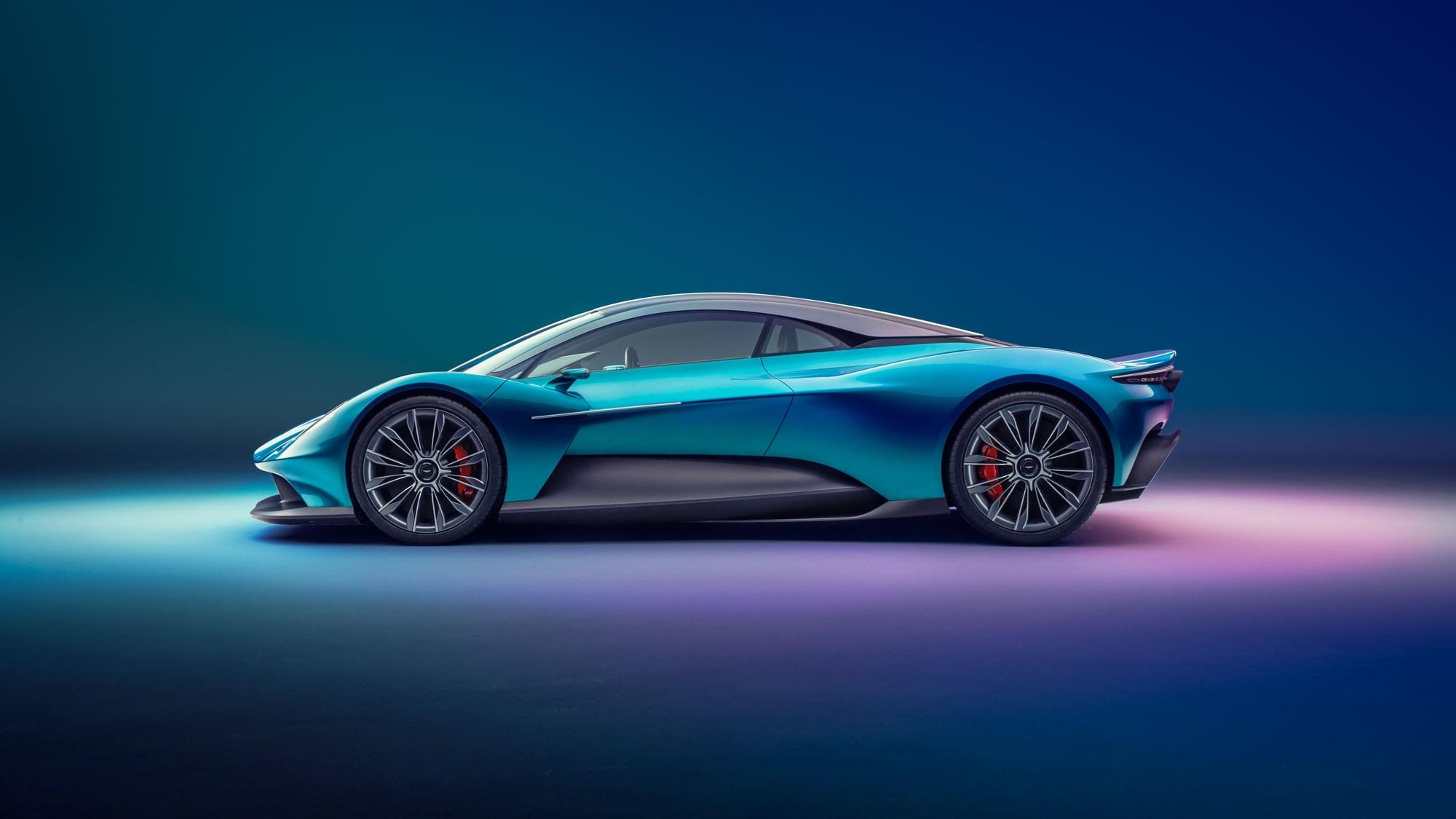 2021 Aston Martin Vanquish Review