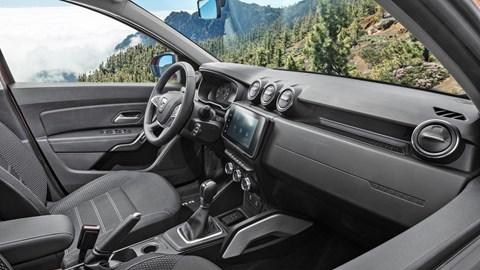 2021 Dacia Duster facelift