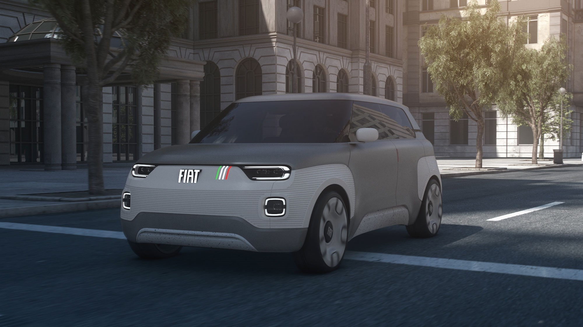 Fiat CentoVenti concept: is this the next Panda? | CAR Magazine