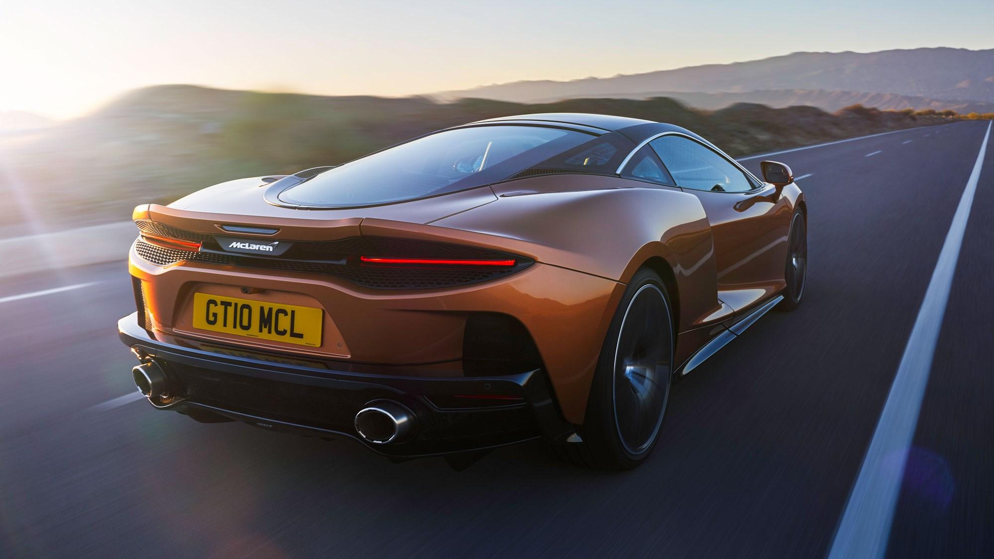 New McLaren GT: Woking's Grand Tourer revealed   CAR Magazine