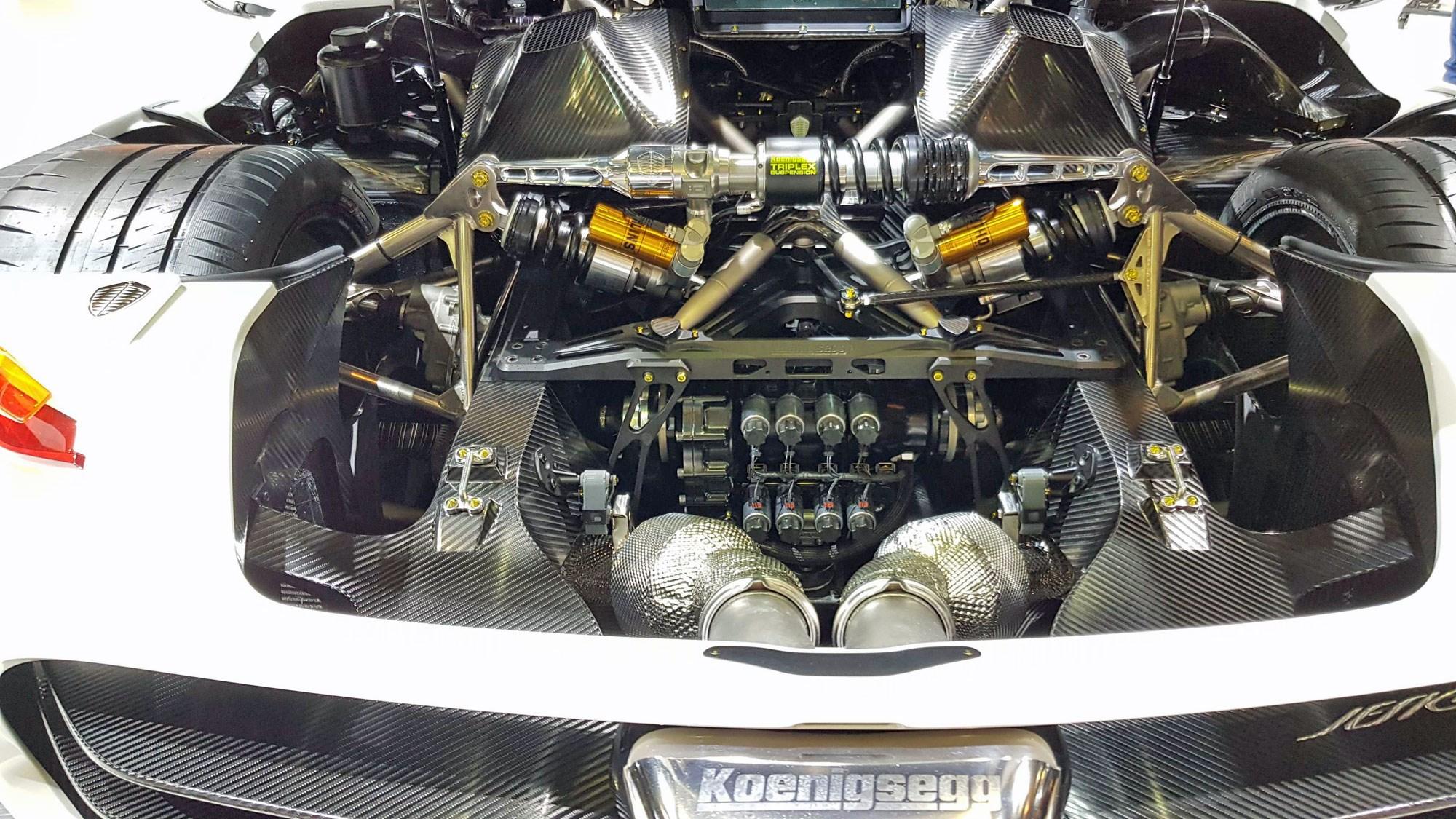 Koenigsegg Targets 300mph With New 1600hp Jesko Hypercar Car Magazine