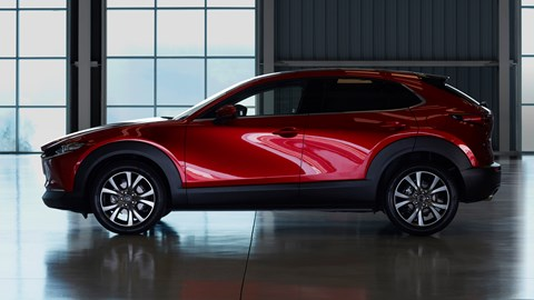 Mazda CX-30 revealed