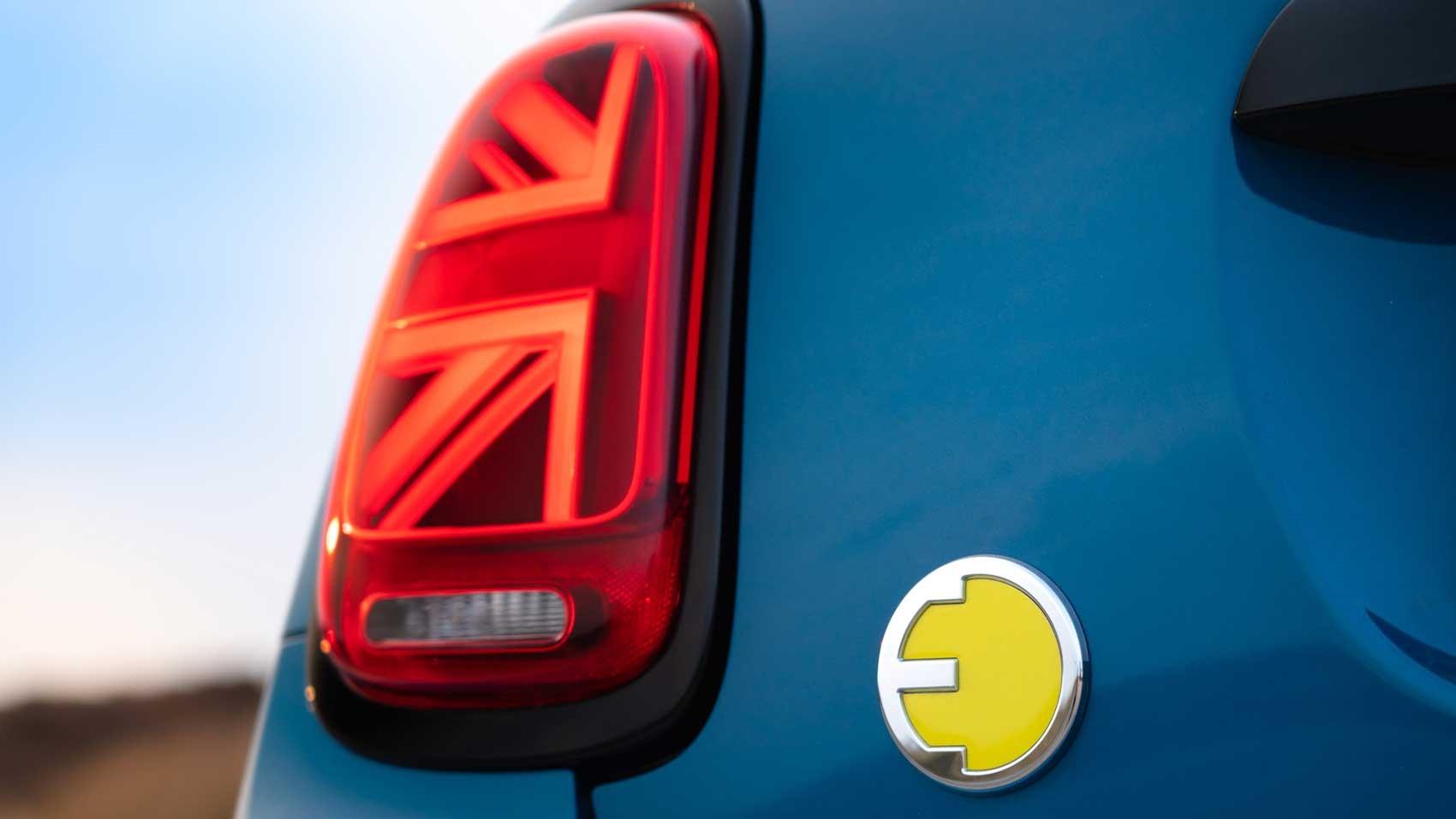 mini electric rear light