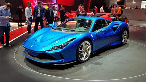 Ferrari F8 Tributo: the Italians still now how to steal a show